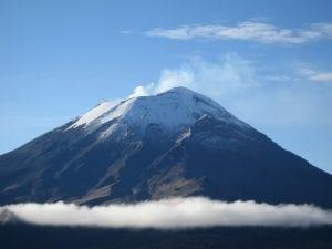 Mexico Volcanoes 062